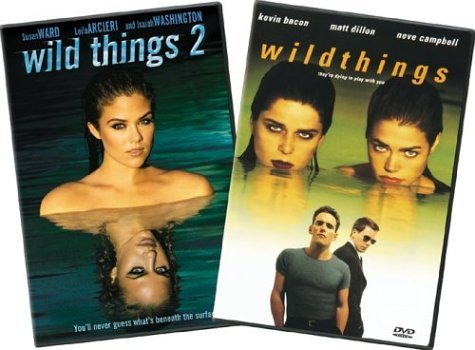 Wild Things Wild Things 2 Columbia 2pak Ws Nr 2 DVD