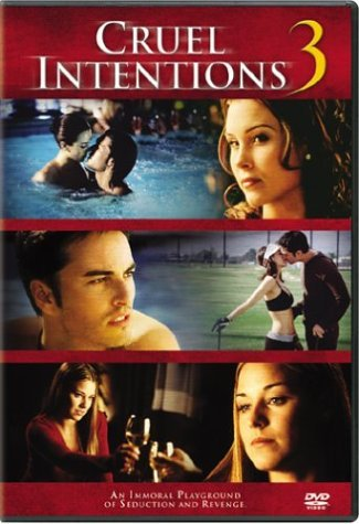 Cruel Intentions 3 Smith Aanpau Clr Ws Nr