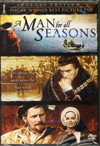 Man For All Seasons (1966) Scofield Hiller Mckern Shaw We Clr Cc Ws Keeper G
