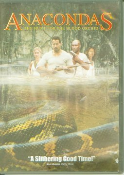 Anacondas Hunt For The Blood Orchid Anacondas Hunt For The Blood Orchid
