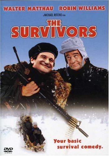 Survivors Williams Matthau Reed Clr Cc Ws Fra Dub Mult Sub R