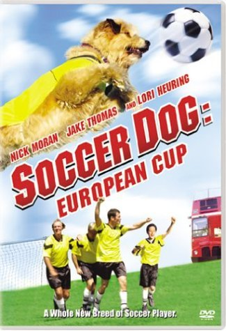 Soccer Dog European Cup Thomas Moran Clr Pg