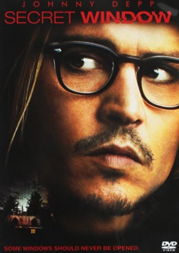 Secret Window Depp Turturro Hutton Clr Ws Pg13