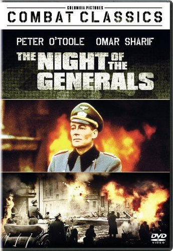 Night Of The Generals O'toole Sharif Ws Pg