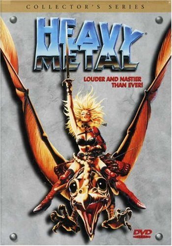 Heavy Metal Heavy Metal DVD R Ws