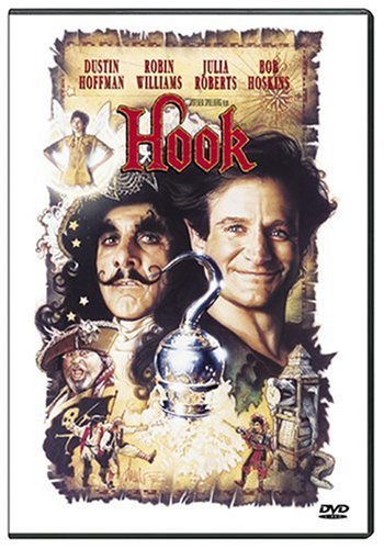 Hook Hoffman Williams Roberts DVD Pg Ws