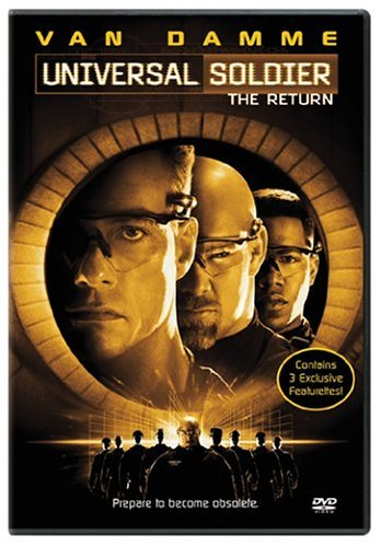 Universal Soldier The Return Van Damme Goldberg White Clr Cc 5.1 R