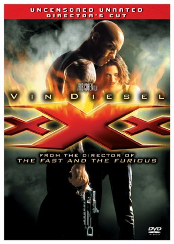 Xxx Diesel Vin Clr Ws Director's Cut Nr Unrated 2 DVD