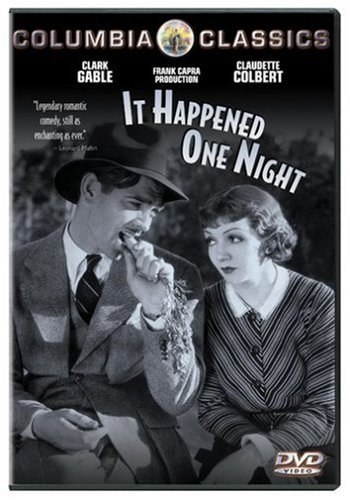 It Happened One Night Gable Colbert Bw Cc Mult Sub Nr
