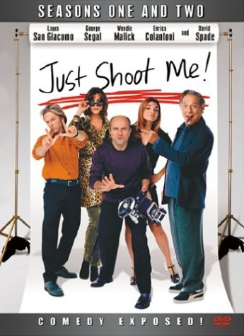 Just Shoot Me Just Shoot Me Seasons 1 2 Clr Nr 4 DVD