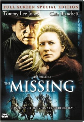 Missing Jones Blanchett Wood Boyd Clr R 2 DVD