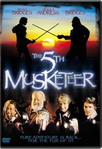 5th Musketeer Bridges Kristel Andress Wilde Clr Ws Pg