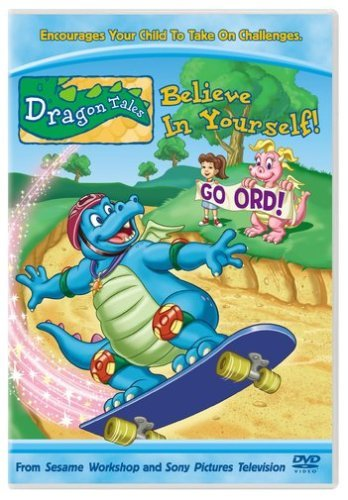 Dragon Tales Believe In Yourself Clr Nr
