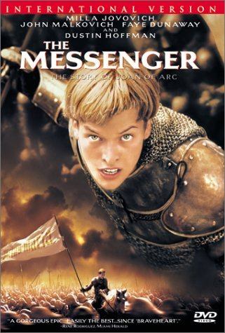 Messenger Story Of Joan Of Arc Jovovich Hoffman Dunaway Clr Cc 5.1 Ws R