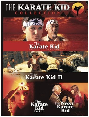 Karate Kid Collection Karate Kid Collection Ws Nr 4 DVD
