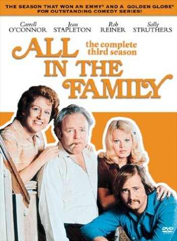 All In The Family Season 3 Clr Nr 3 DVD