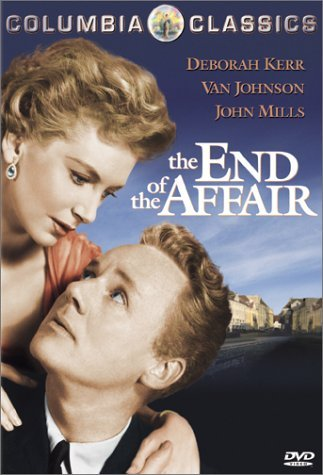 End Of The Affair (1955) Kerr Johnson Bw St Ws Mult Sub Nr