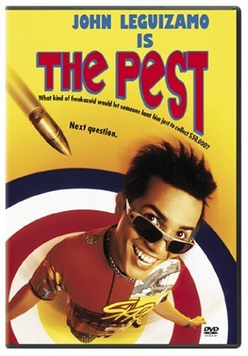 Pest Leguizamo Jones DVD Pg13