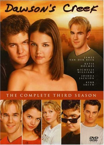 Dawson's Creek Season 3 DVD Nr 4 DVD