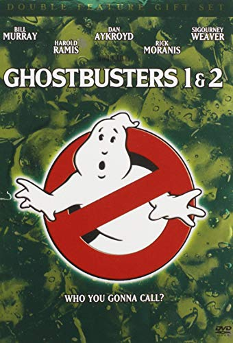 Ghostbusters 1 2 Ghostbusters 1 2 DVD Pg
