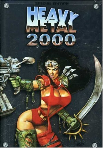 Heavy Metal 2000 Heavy Metal 2000 DVD R Ws