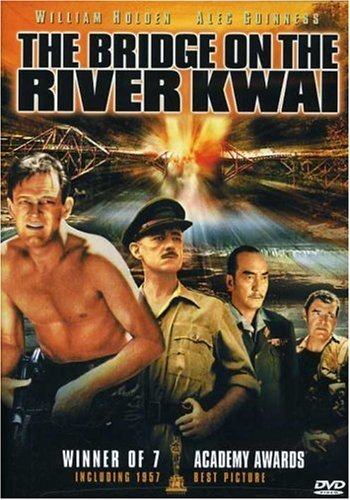 Bridge On The River Kwai Holden Guinness DVD Pg