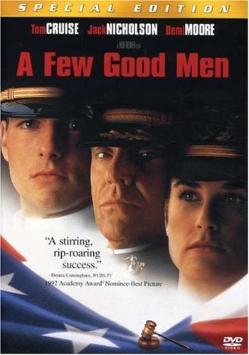 Few Good Men Cruise Moore Nicholson Clr Cc 5.1 Ws Mult Dub Sub R Spec. Ed.