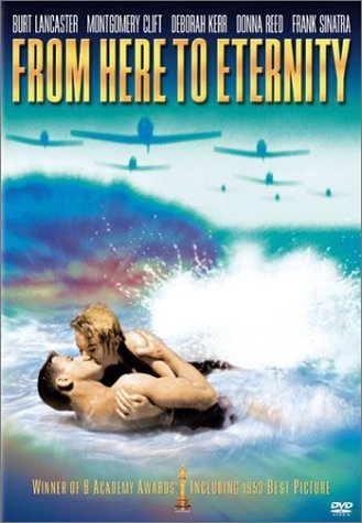 From Here To Eternity Lancaster Clift Kerr Sinatra DVD Nr