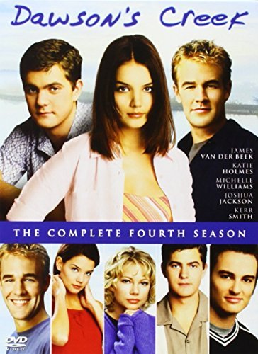 Dawson's Creek Season 4 DVD Nr 4 DVD