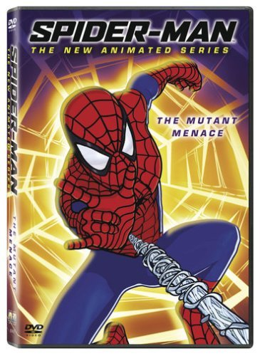 Spider Man Animated Series Volume 1 DVD Nr