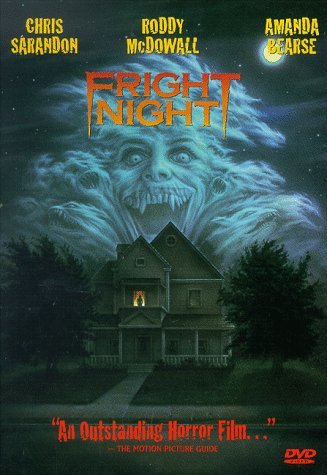 Fright Night Sarandon Ragsdale DVD R