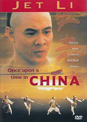 Once Upon A Time In China Li Jet Clr R