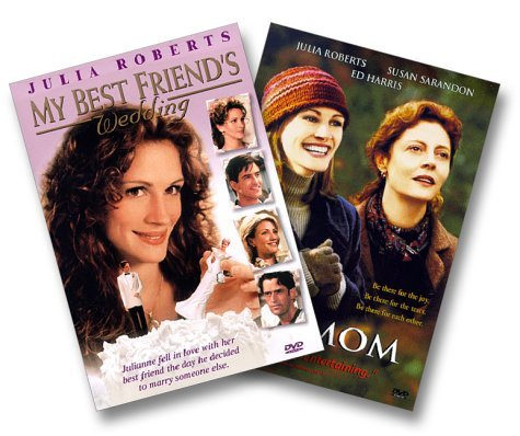 Stepmom My Best Friend's Weddi Roberts Julia Ws Pg13 2 DVD