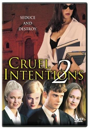 Cruel Intentions 2 Dunne Adams Thompson Rogers Clr Cc 5.1 R