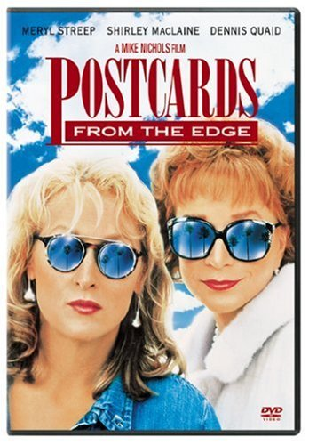 Postcards From The Edge Streep Maclaine Quaid Dreyfuss Clr Cc Dss Ws Mult Dub Sub R