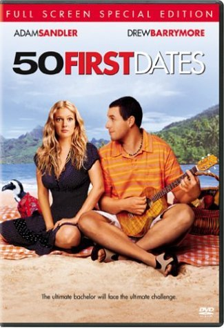 50 First Dates Sandler Barrymore Schneider As Clr Pg13 Special Ed