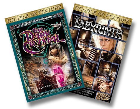 Columbia Combo Dark Crystal Labyrinth Clr Ws Spa Sub Nr 2 DVD