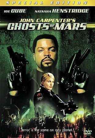 Ghosts Of Mars Henstridge Ice Cube Grier Stat Clr Cc 5.1 Ws Fra Sub R Spec. Ed.