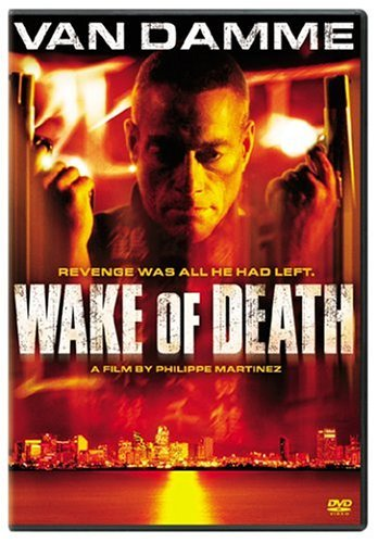 Wake Of Death Van Damme Jean Claude Clr Ws R