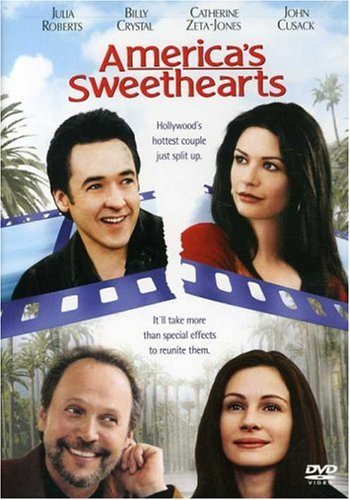 America's Sweethearts Cusack Zeta Jones Roberts Crys Clr Cc 5.1 Ws Fra Dub Sub Pg13