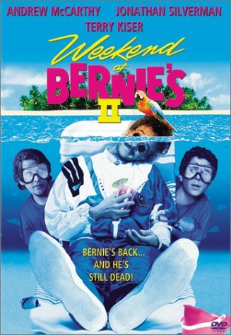 Weekend At Bernie's 2 Mccarthy Silverman DVD Pg Ws