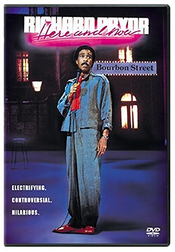 Richard Pryor Here & Now Clr Cc Ws Mult Sub R