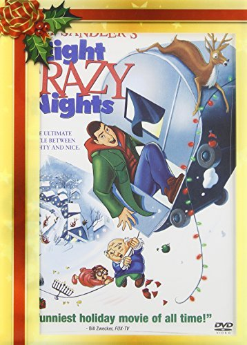 Eight Crazy Nights Eight Crazy Nights Clr Ws Pg13