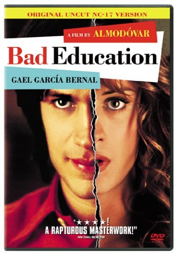 Bad Education Bernal Gael Garcia Clr Ws R