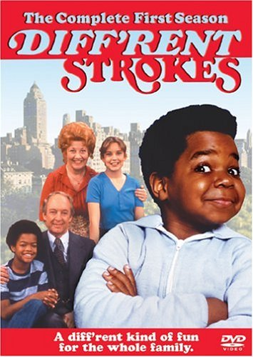 Diff'rent Strokes Season 1 DVD