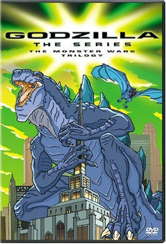 Godzilla The Series Monster Wars Trilogy DVD Nr