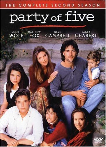 Party Of Five Party Of Five Season 2 Nr 5 DVD