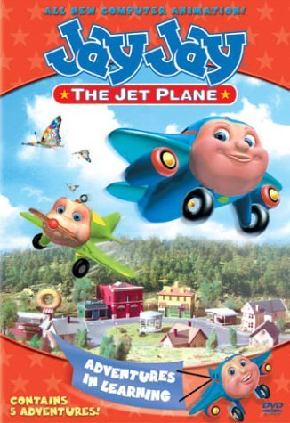 Jay Jay The Jet Plane Adventures In Learning Clr Cc Dss Chnr