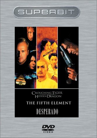 Fifth Element Desperado Crouch Superbit 3pak Ws Nr 3 DVD