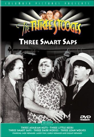 Three Smart Saps Three Stooges Bw Cc Mult Dub Sub Nr